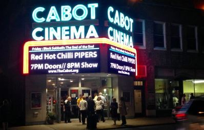 Cabot cinema event